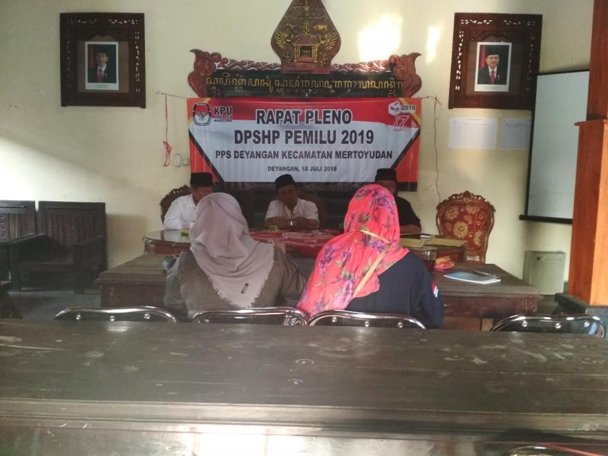 Image : DPSHP Pemilu 2019