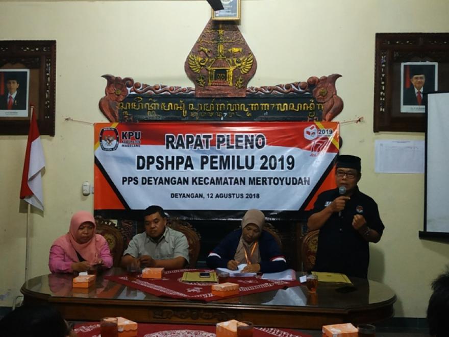 Image : DPSHPA PEMILU 2019